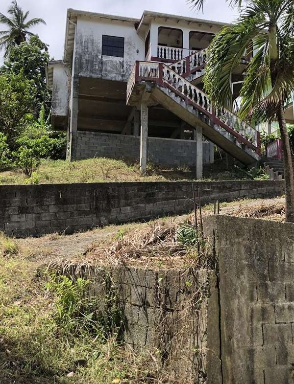 Fixer Upper House For Sale St Lucia, Mon Repos Micoud