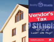 What is Vendors Tax in St Lucia? Who Pays?