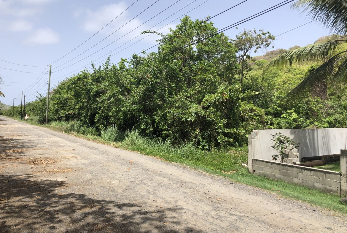 invest st lucia land for sale vieux fort