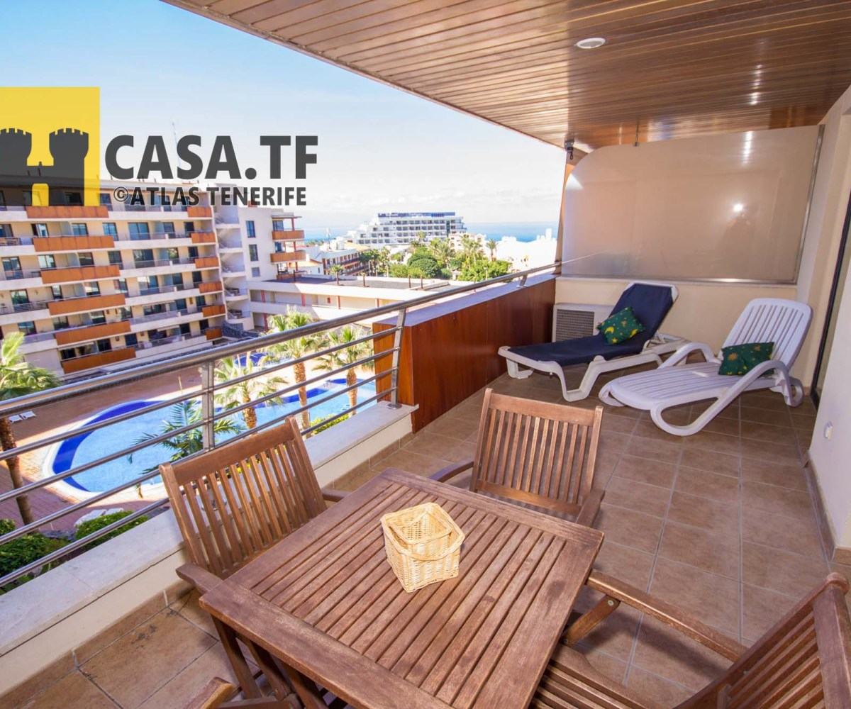 Apartments For Sale In Los Angeles Downtown: Luxury Apartment In Los Gigantes!