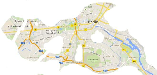 © Google Maps
