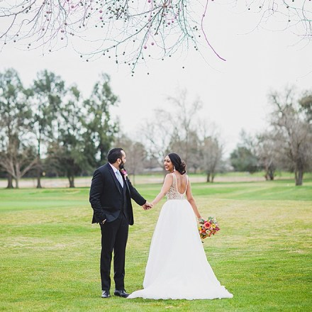 Pavilion at Haggin Oaks Golf Course Sacramento Wedding Venue Real Weddings Magazine