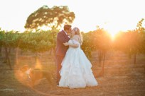 Tahoe Sacramento Wedding Photographer | Golden Hour Wedding Light
