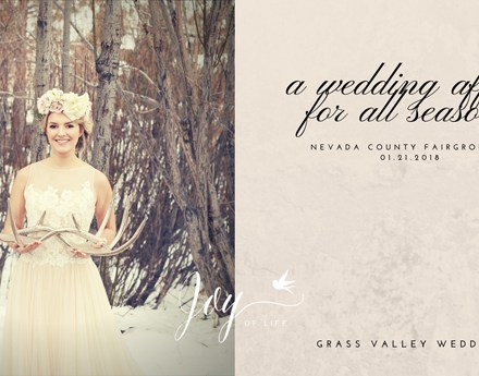 Grass Valley Bridal Show | Grass Valley Wedding Show | Northern California Bridal Show