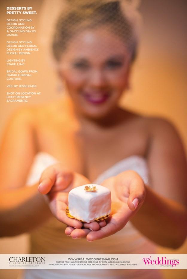Photo by Charleton Churchill Photography (c) Real Weddings Magazine