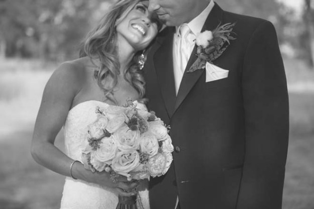 Featured Real Wedding: Emily & Jeff {from the Summer/Fall 2013 Issue of Real Weddings Magazine}