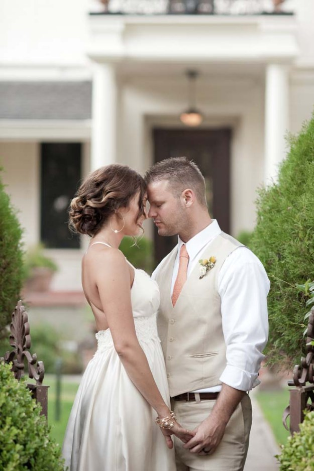 Featured Real Wedding: Shawna & Brandon {from the Summer/Fall 2013 Issue of Real Weddings Magazine}