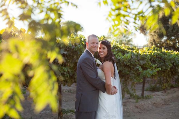 Real Weddings Friday: Presenting Julie and Jim