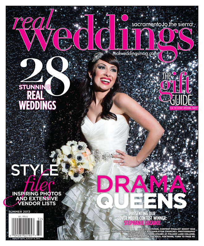 Real Weddings Magazine-Summer 2013