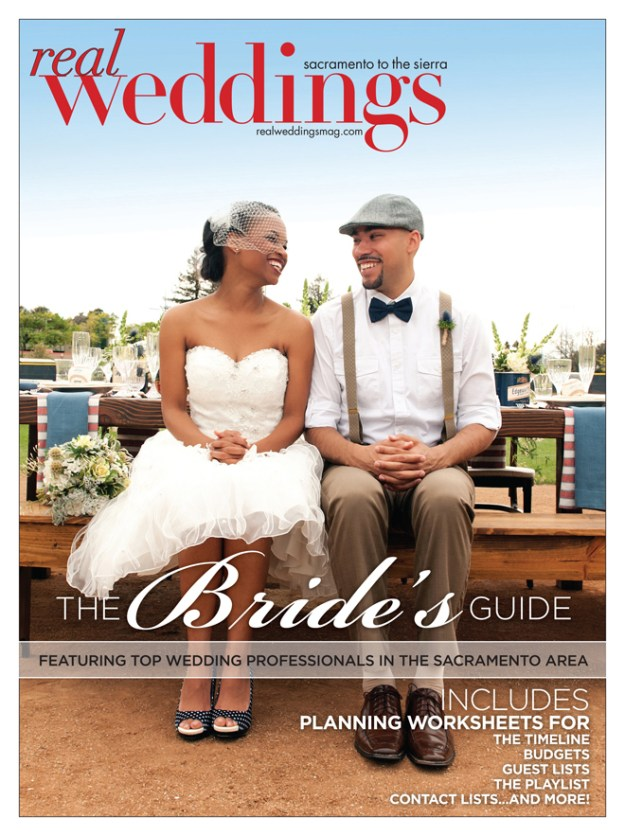 Real Weddings Magazine's The Bride's Guide