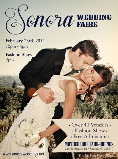 Sonora Wedding Faire