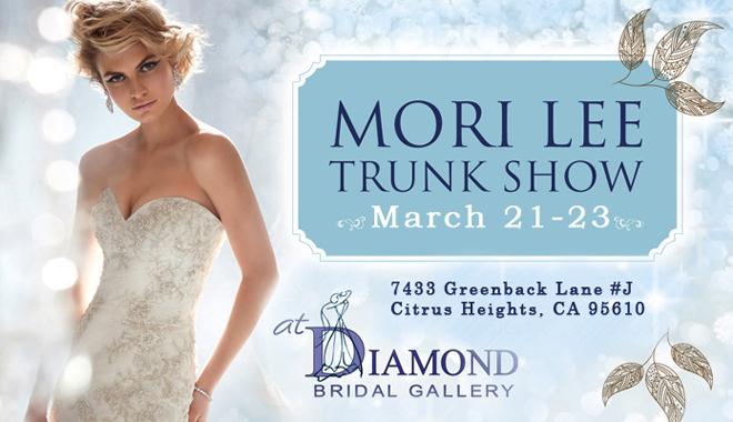 trunk show Mori Lee march 2014