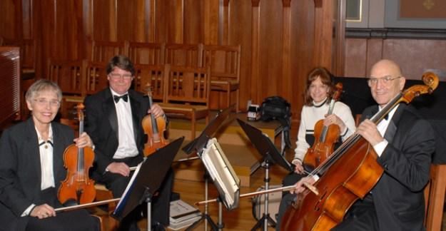 Featured Partner: Camellia String Quartet
