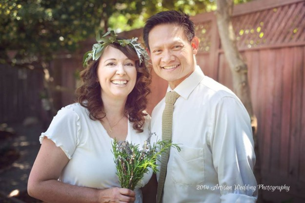Sacramento Wedding Officiant: Featured Partner {Reverend Tan}