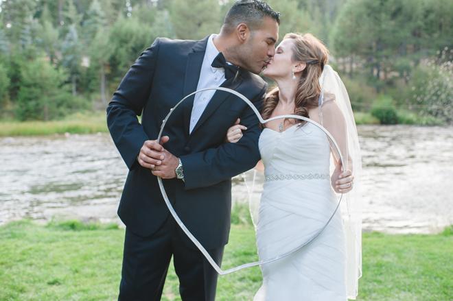 Nicole & Gerald by Marcie Lynn Photography on www.realweddingsmag.com 0