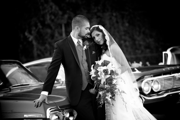 Angelica & Michael - Photos by Unforgettable Portraits by Catherine Sackett on www.realweddingsmag.com 0