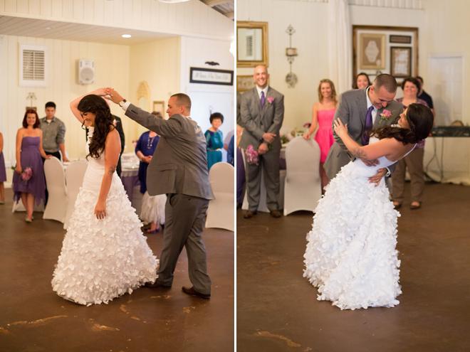 Blair & Steven by Lixxim Photography on www.realweddingsmag.com 28A