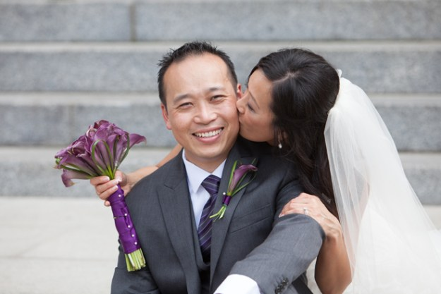 Real Weddings Wednesday: Presenting Miki & Eugene