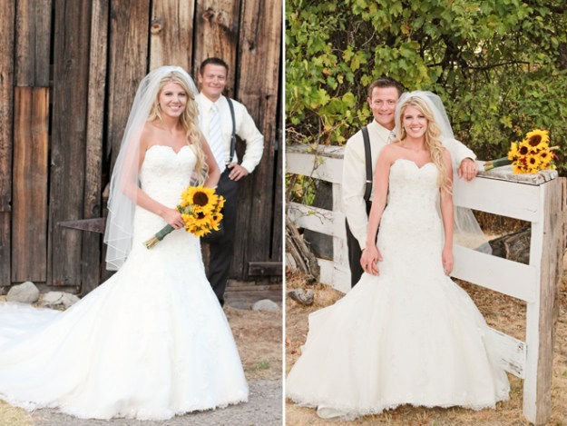 Trista & Chris by Foothill Photography on www.realweddingsmag.com 21