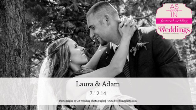 Sacramento Weddings: Laura & Adam {Featured Real Wedding from the Winter/Spring 2015 Issue of Real Weddings Magazine}