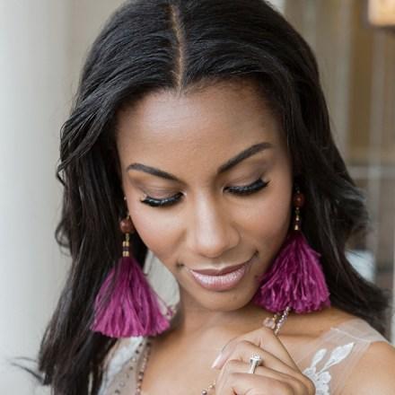 Lisa Harter Hair and Makeup Sacramento Wedding Beauty Real Weddings Magazine