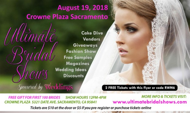 Luxury Wedding Shows | Sacramento Bridal Show