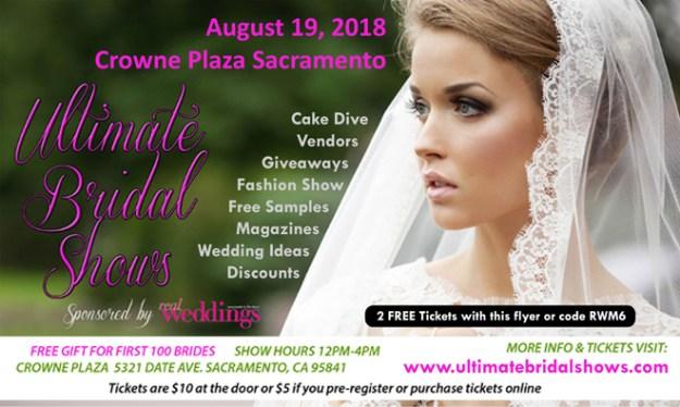 Luxury Wedding Shows | Sacramento Bridal Show