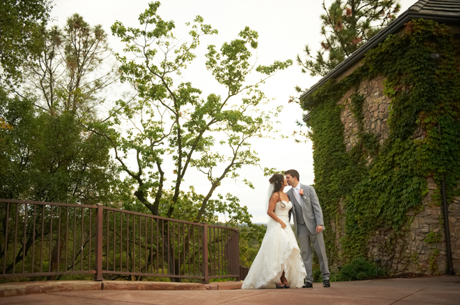 Sacramento Wedding - Janelle & Coleman by Ford Family Photography on www.realweddingsmag.com 9