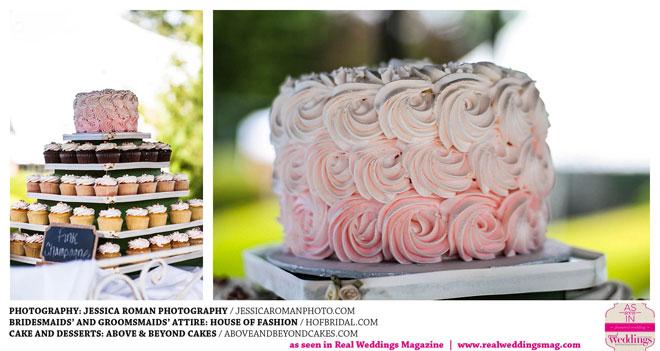 Sacramento Wedding Cakes