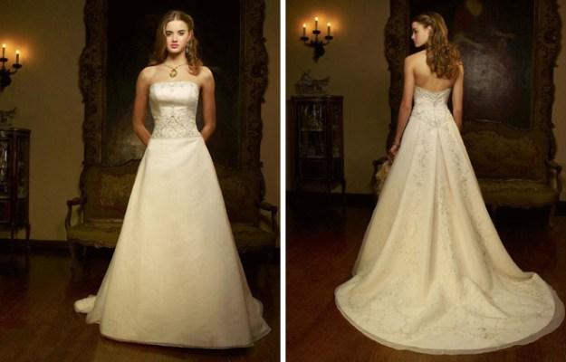 Sacramento Wedding Gowns: Dazzling Dresses {Lovey Dovey}