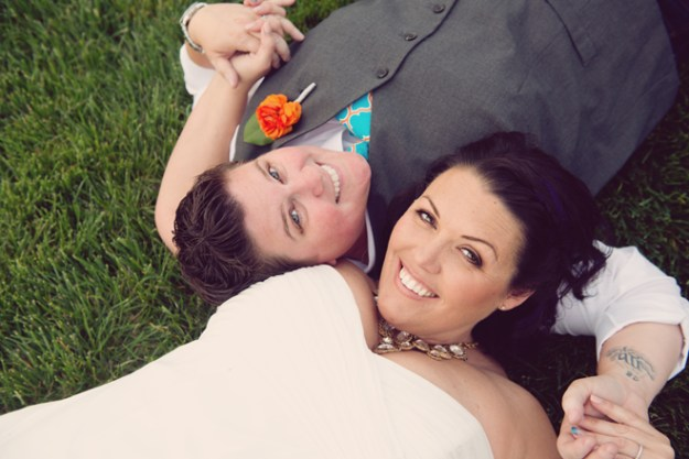 Kelly and Erin by True Love Photo on www.realweddingsmag.com 0
