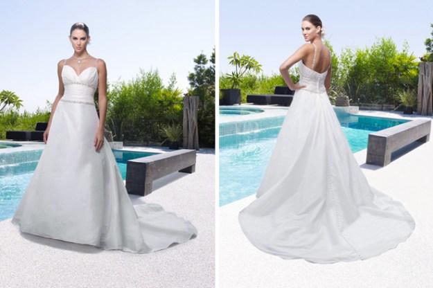 Sacramento Wedding Gowns: Dazzling Dresses {Beauty on Parade}
