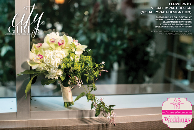 """As seen in the """"City Girls"""" cover model contest finalist photo shoot in the Summer/Fall 2015 issue Real Weddings Magazine, www.realweddingsmag.com"""