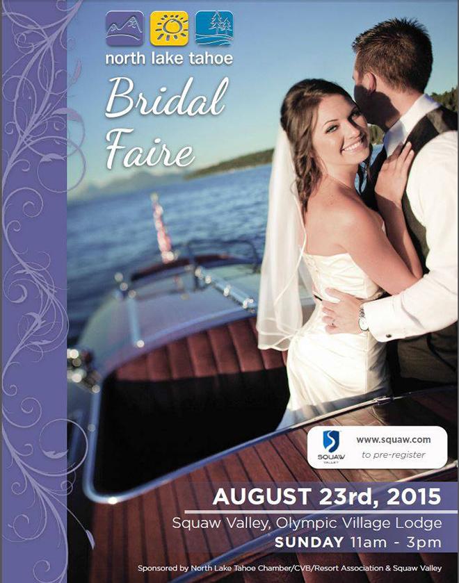 North Lake Tahoe Bridal Faire_Lake Tahoe Wedding Event