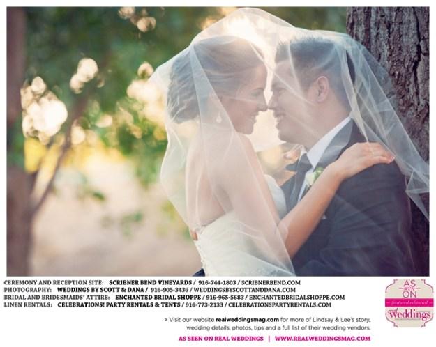 Sacramento Wedding: Real Weddings Wednesday {Lindsay & Lee}