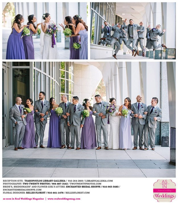 Sacramento Wedding Inspiration: Angelica & Marco {from The