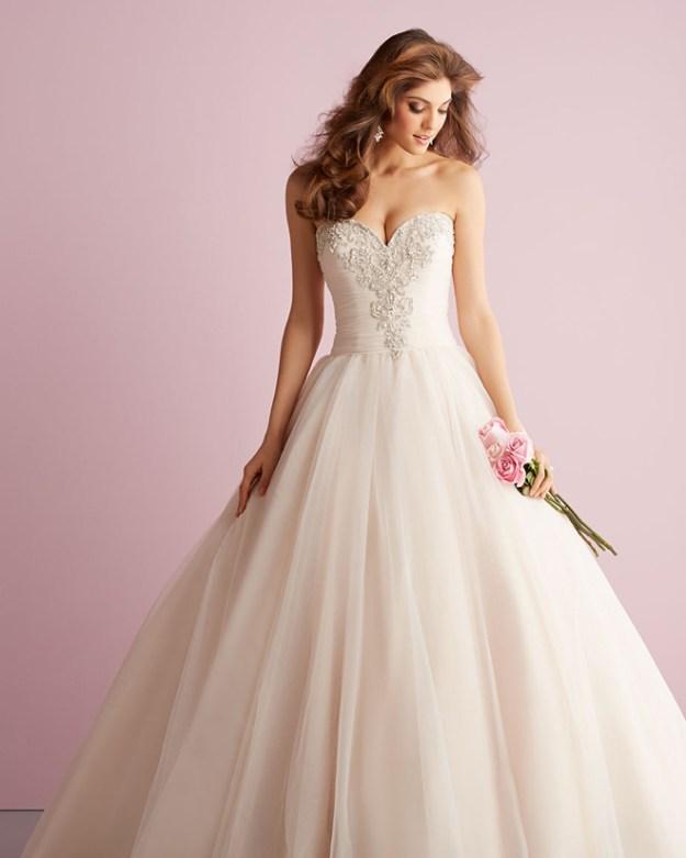 Allure Bridals 2710_Sacramento_Wedding_Gowns