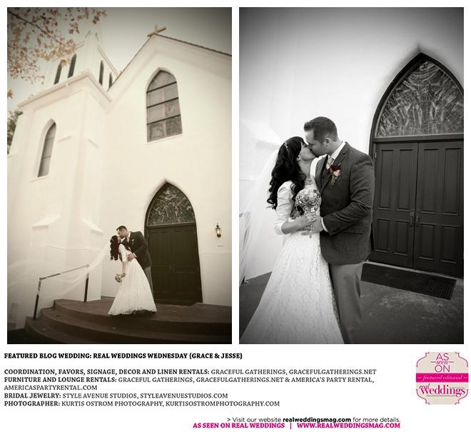 As seen in Real Weddings Magazine, www.realweddingsmag.com