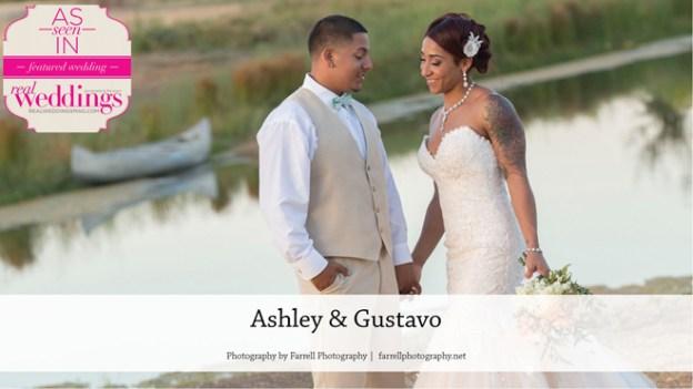 Sacramento Wedding Inspiration: Ashley & Gustavo {From the Summer/Fall 2016 Issue of Real Weddings Magazine}