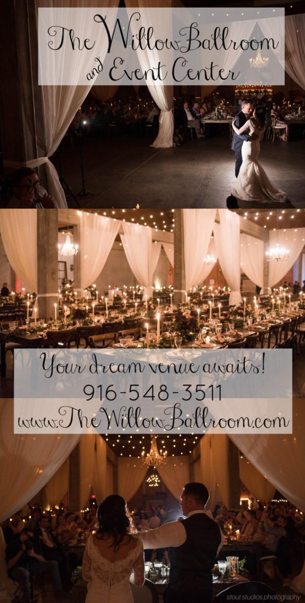 Best Sacramento Wedding Venue | Best Northern California Wedding Venue | Best Tahoe Wedding Venue | Hood Wedding Venue | Industrial Wedding Venue