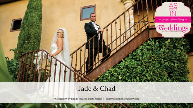 Calistoga Wedding Inspiration: Jade & Chad {From the Winter/Spring 2017 Issue of Real Weddings Magazine}