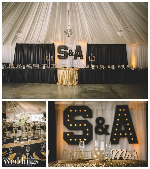 Sacramento Wedding Inspiration: Style Files {Hollywood Glamour}
