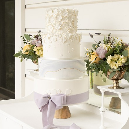 Baker and A Black Cat Sacramento Wedding Cakes Dessert Cupcakes Real Weddings Magazine