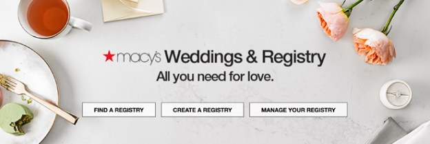 Sacramento Bridal Show | Northern California Wedding Show | Bridal Open House | Wedding Registry | Macy's Sip & Scan