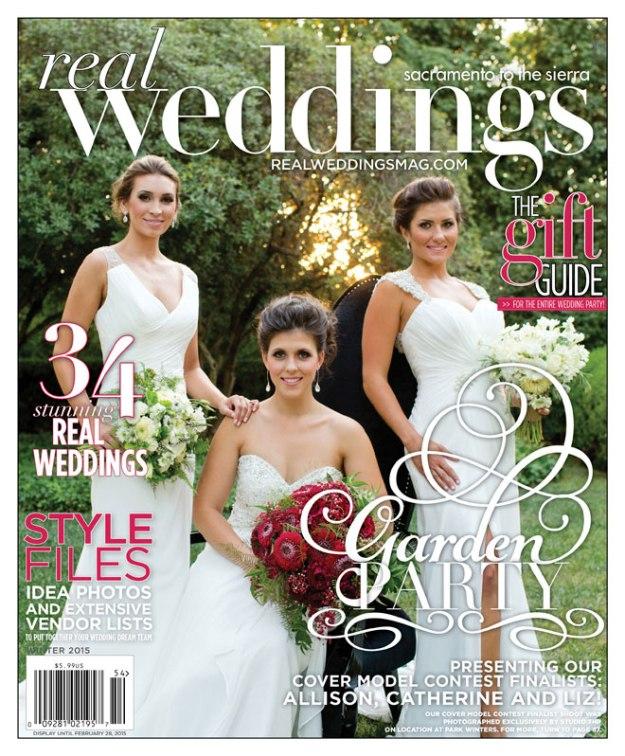 Cover Model | #tbt | Real Weddings Cover Model | Park Winters Wedding | studioTHP | Real Bride Model