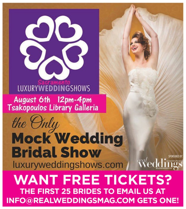 Best Sacramento Wedding Show | Luxury Wedding Shows | Luxury Bridal Show | Sacramento Bridal Show