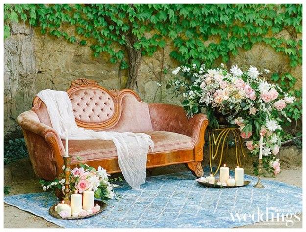 Sacramento Wedding Inspiration: Style Files {Wine Country Elegance}
