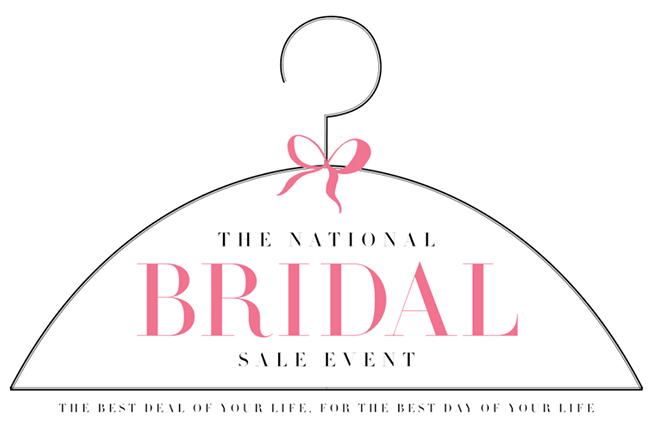 Sacramento Wedding Gowns | Wedding Dress Sale | The National Bridal Sale Event