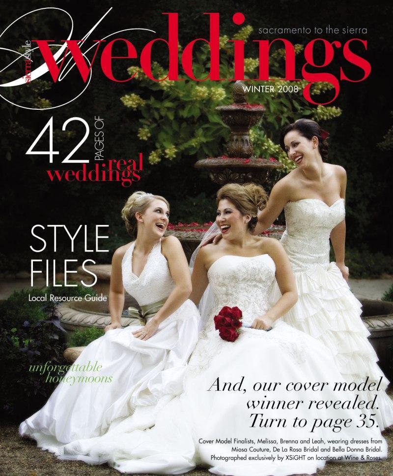 XSiGHT Photography | Wine & Roses | Lodi Wedding | melissa Strand | Real Weddings Cover Model Contest | XSiGHT Wedding Lodi | De La Rosa's Bridal | Ambiance Floral Design