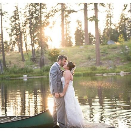 Kirkwood Wedding | The Hideout | Real Wedding | Lake Tahoe Wedding | Mountain Wedding | Outdoor Wedding | Real Weddings Wednesday